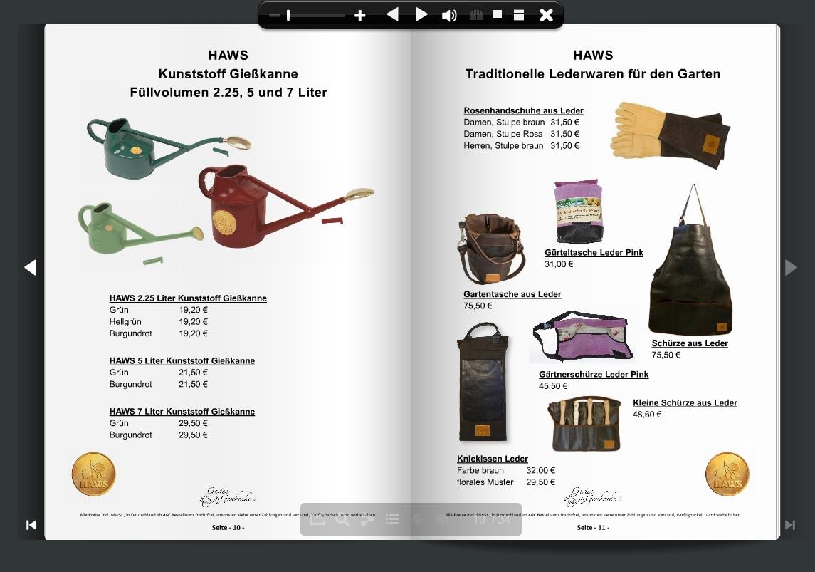 garten geschenke haws online shop sneeboer gartenwerkzeug. Black Bedroom Furniture Sets. Home Design Ideas